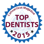Top Dentist 2015 Logo