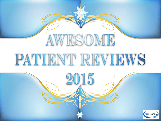orthodontic reviews