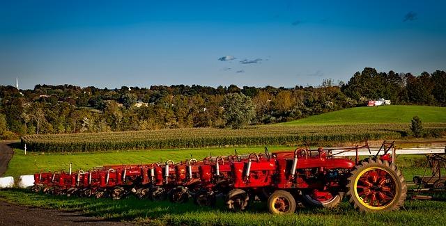 farmland in Plantsville CT