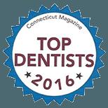 logo connecticut magazin top dentist 2016