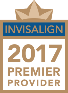 Team Demas Orthodontics - Invisalign premier provider 2017 logo