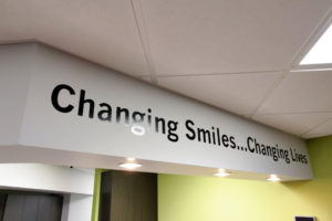 changing smiles... changing lives