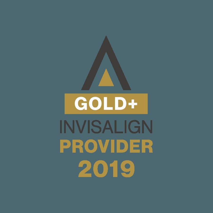 2019 Gold Invisalign provider